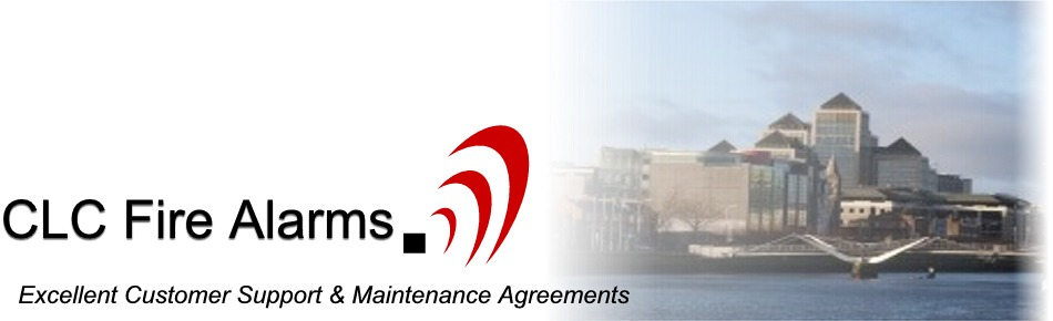 CLC Fire Alarms, Excellent Customer Support and Maintenance Agreements  throughout Ireland