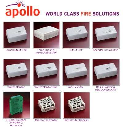 Fire detection systems types